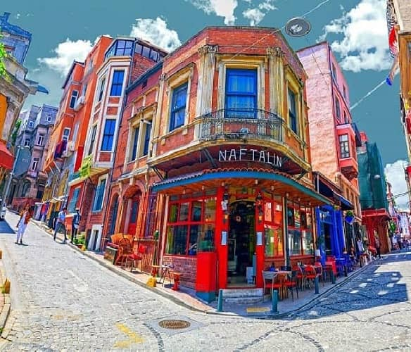 Luxury Self Guided Istanbul Tour