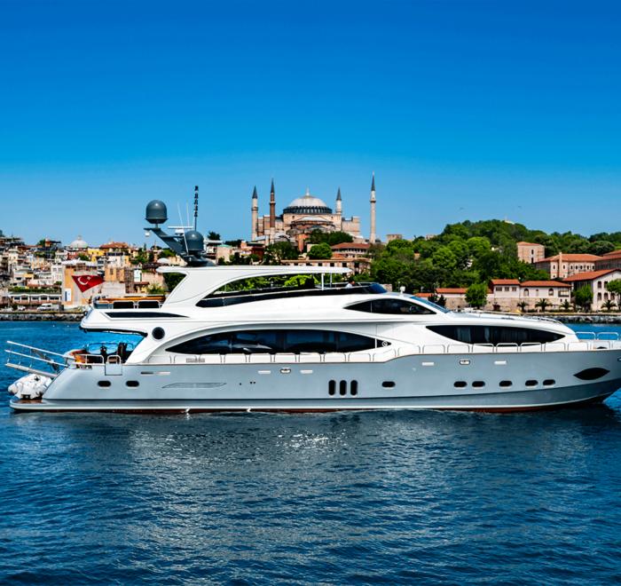 istanbul luxury yacht cruise