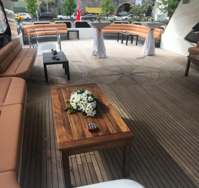 istanbul private yacht tours