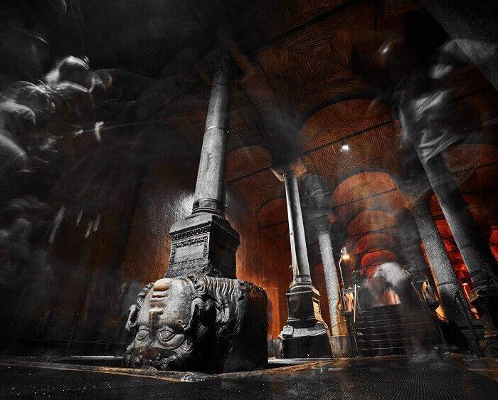 basilica-cistern-istanbul-tours