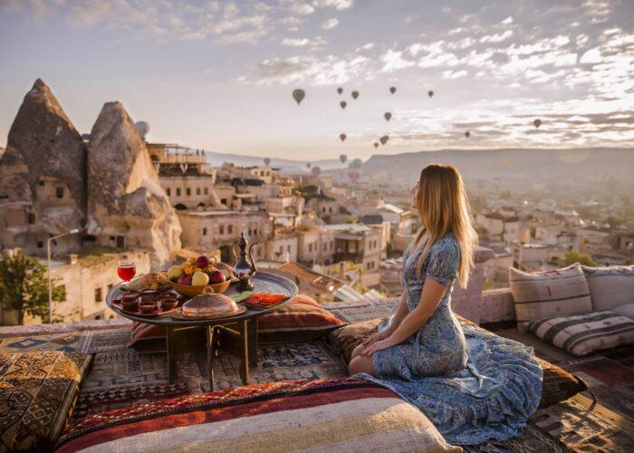 luxury cappadocia tours