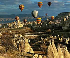 travel cappadocia luxury