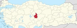 where is cappadocia